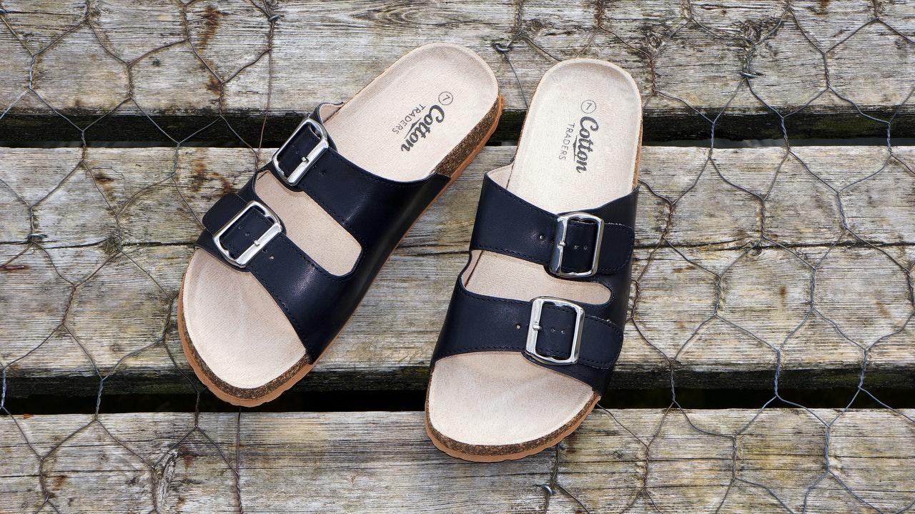panama jack damen sandale
